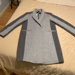 Brand new Ann Taylor women wool coat size L